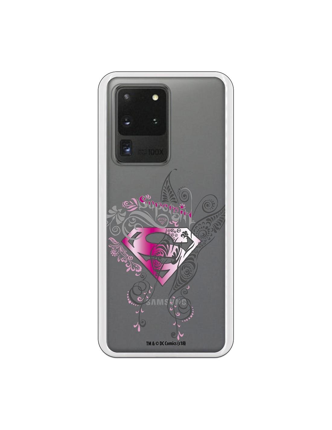 Samsung Galaxy S20 ультра официальный DC Comics Supergirl Щит чехол для рисования-DC Comics