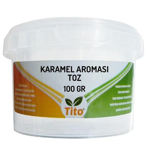 Polvo caramelo sabor 100 g