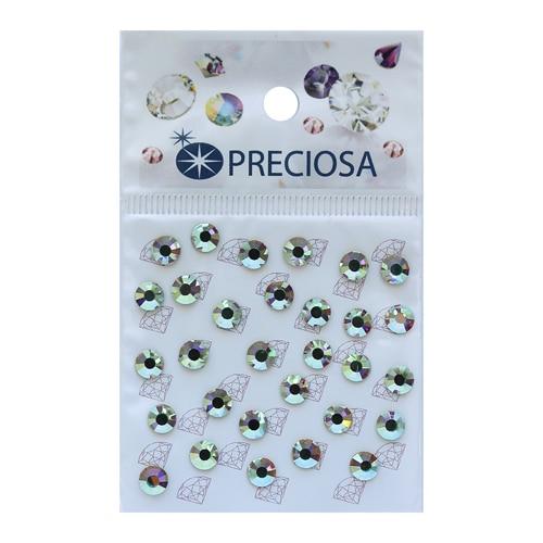 Diamantes de imitación 438-11-612 de cristal termofusible AB SS20 30 Uds Preciosa