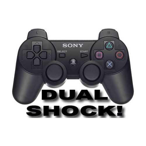 Sony Ps3 Dualshock 3 Wireless Controller Original Joystick Joystick Flicker Free Bluetooth Game Handle