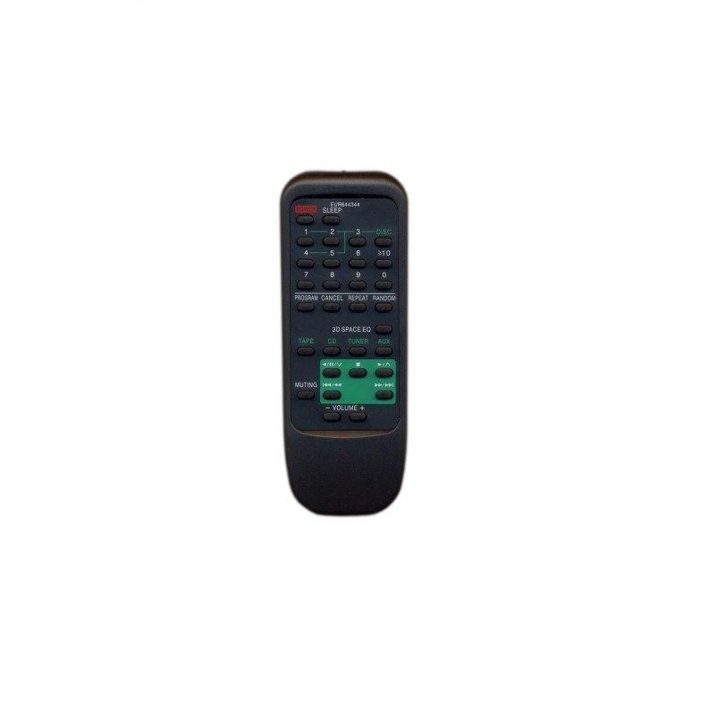 Control remoto para Panasonic 644344 EUR 648200 EUR sistema de Audio SA-AK20... SA-AK40... SA-AK45... SA-AK90... SC-AK20... SC-AK40... SC-AK45