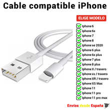 Fast charging USB Cable and Data compatible with iPhone 5 5C 5S 6 6S 7 plus X XS XR 11 12 Pro SE Max