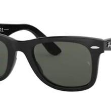 Rayban Wayfarer 2140 901/58 50  Vintage Sunglasses Black Frame G-15 Lenses Polarized Sunglasses 2021