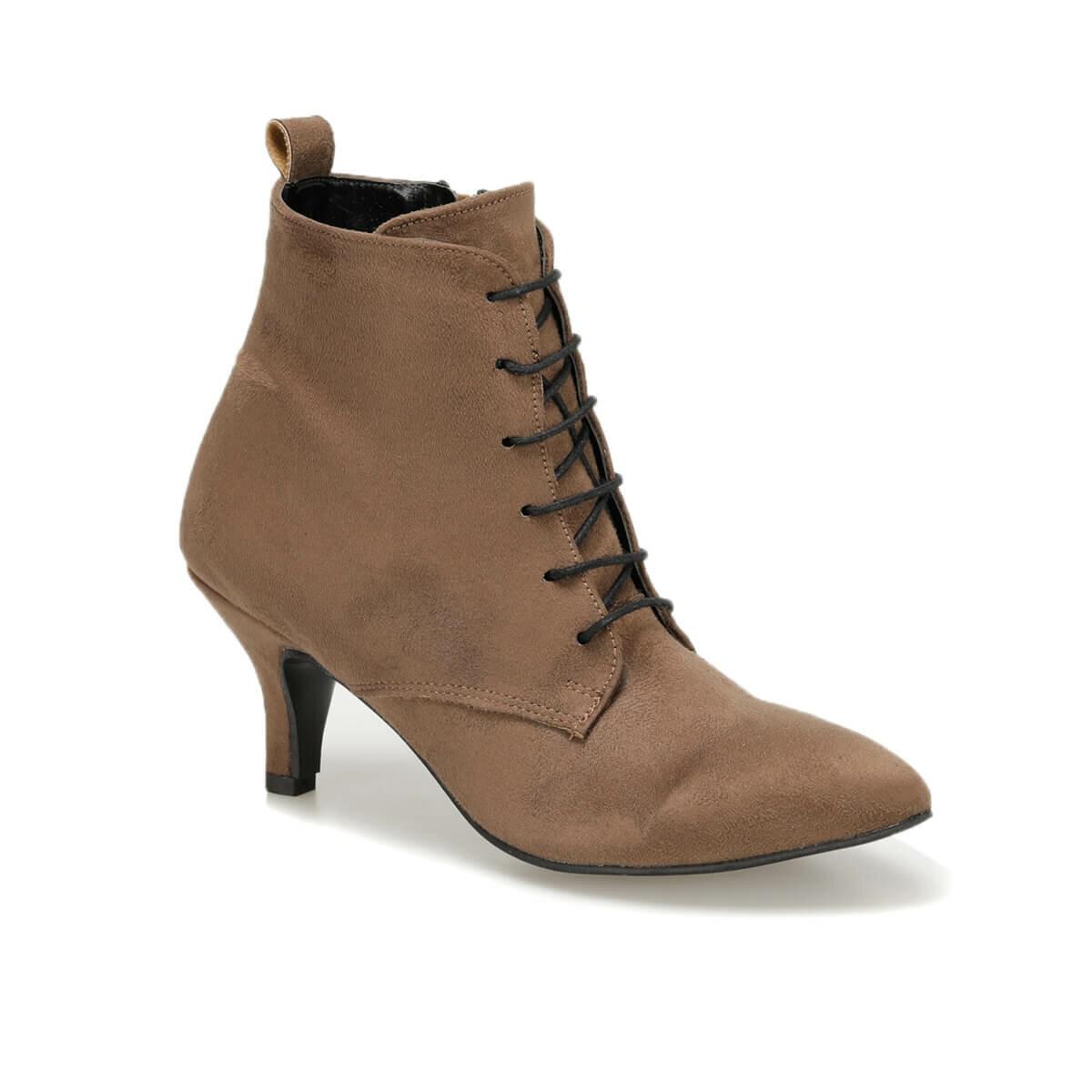 FLO ITACHI11Z SHEEPSKIN Mink Women 'S Boots BUTIGO