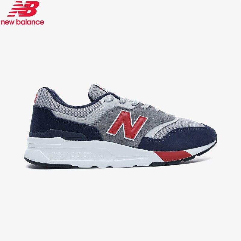 Новинка 997, мужская серая повседневная спортивная обувь New Balance, высококачественные повседневные стильные модные спортивные кроссовки для бега, походов, повседневные мужские кроссовки