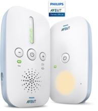 Philips Avent, SCD503/00, babyphone, babyphone, portée babyphone 300 mètres, veilleuse