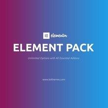 Pack déléments-Addon pour élémentaire