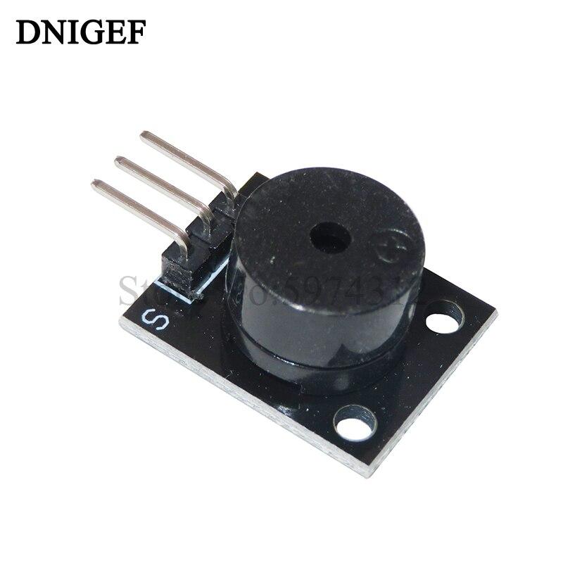 DNIGEF 1 PCS NEW KY-006  Buzzer Sensor Module Passive Buzzer Sensor Module for Arduino KY-006