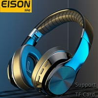 Bluetooth-стереонаушники складные с поддержкой TF-карты и FM-радио