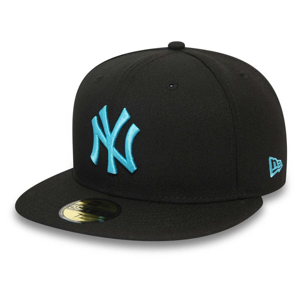 Gorra Plana New Era - New York Yankees MLB Essential Bright Logo 59FIFTY 7 1/4