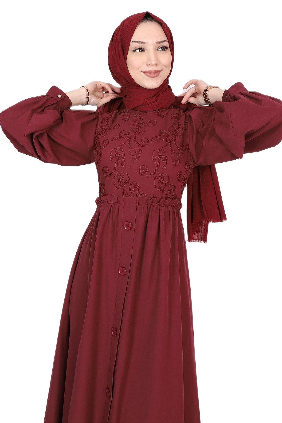 Для женщин черный хиджаб практичный Молитвенное платье (с подарком) мусульманские четки платье djellaba femme мусульманское платье «абая» в Дубае...