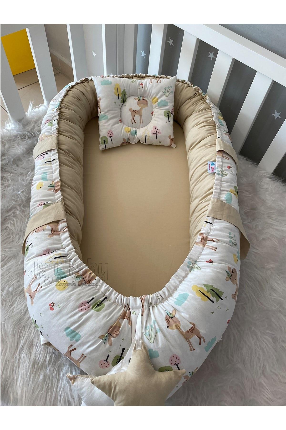 Jaju Baby Special Handmade Cute Ceylan Luxury Design Babynest