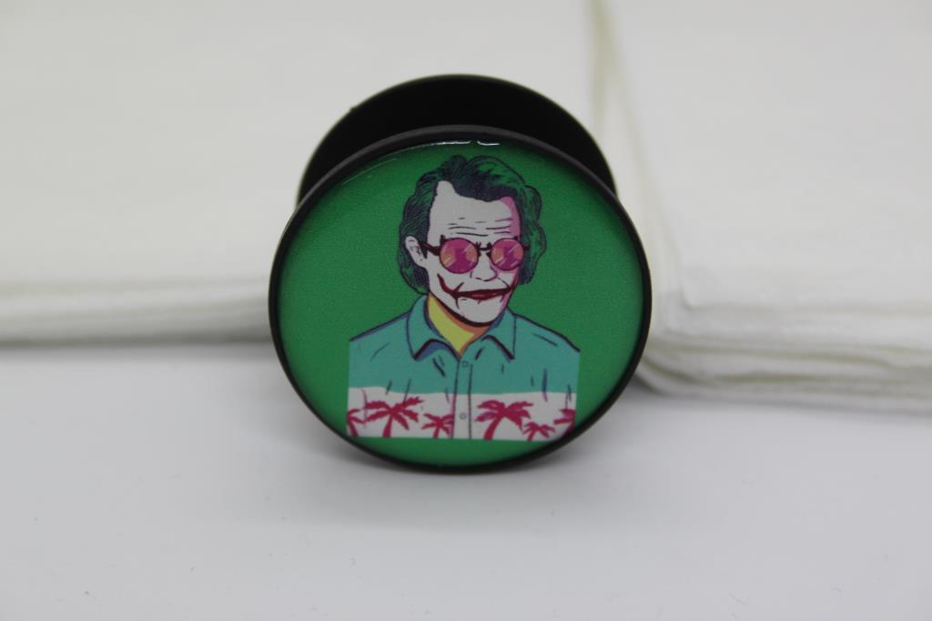 Joker Thème Popsocket Nouvelle Génération Support Pour Téléphone Vert