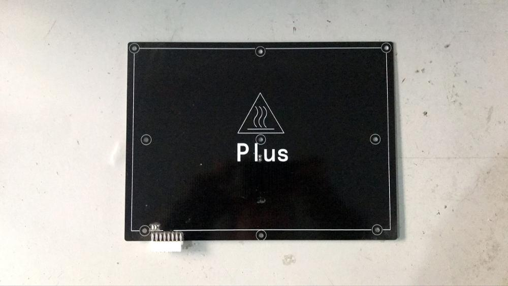 Tecnología QIDI cama de calefacción para QIDI TECH X-PLUS