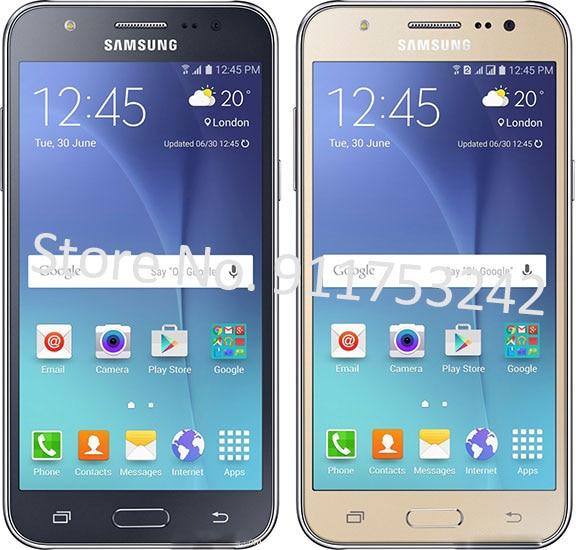 Refurbished  Unlocked  Samsung Galaxy J5 J500F 5.0 Inch Quad Core 1.5GB RAM 8GB ROM 13.0MP Dual SIM Card Bluetooth Mobile