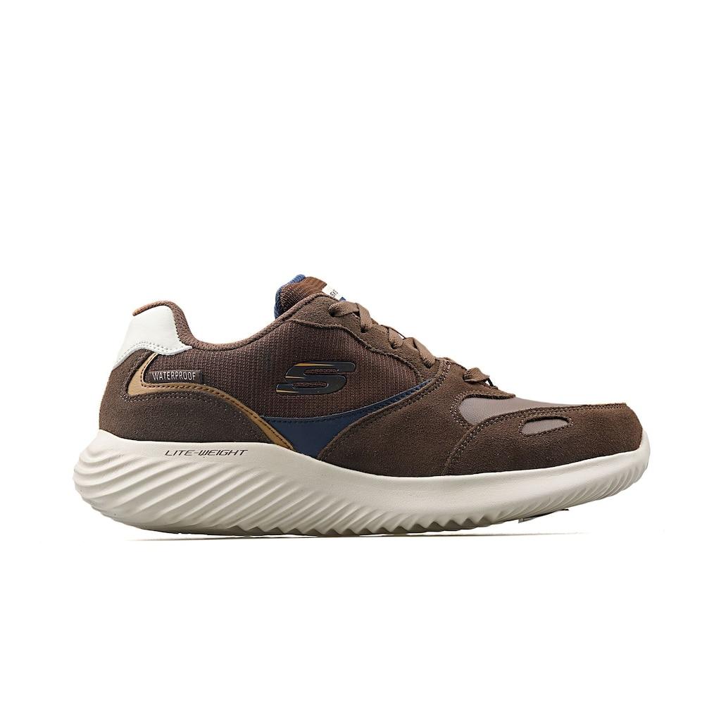 Skechers Kahverengi hombres zapatos casuales 52590-Brmt Bounder