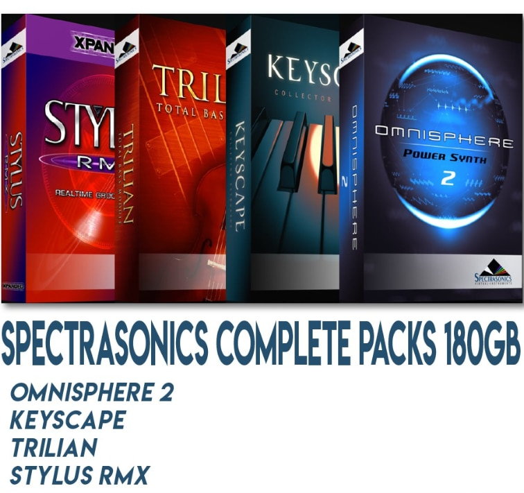 vst plugins club Complete Packs 180GB