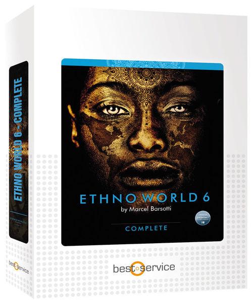 ETHNO WORLD 6 COMPLETE - BEST SERVICE (VSTI KONTAKT)