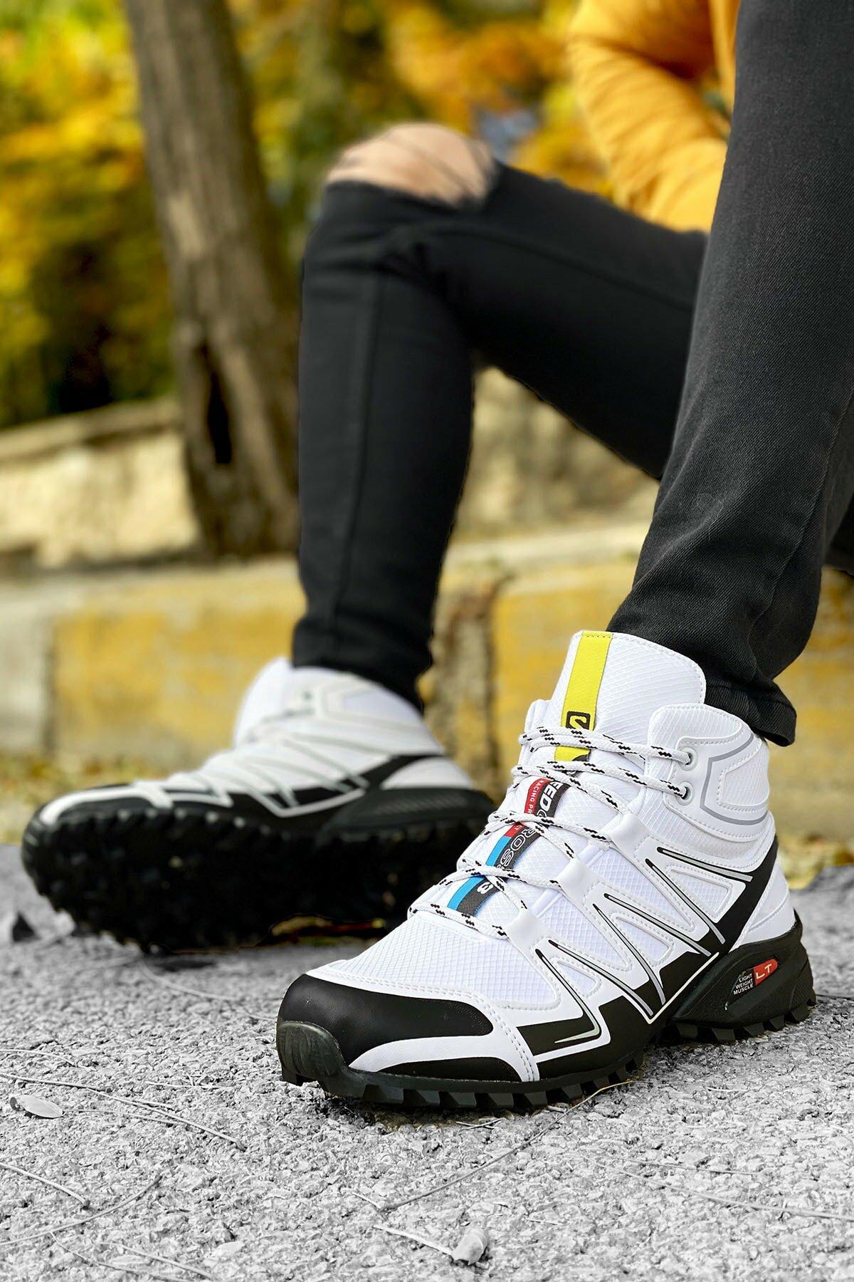 Светящиеся туфли серии Solaman, взрывозащищенные кроссовки, Уличная обувь большого размера, нескользящая повседневная спортивная обувь