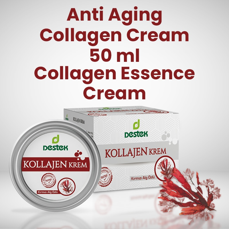Анти-старения коллагеновый крем для лица 50 мл коллагеновая эссенция крем леди увлажняющий крем для лица, против старения, морщин отбеливающ...