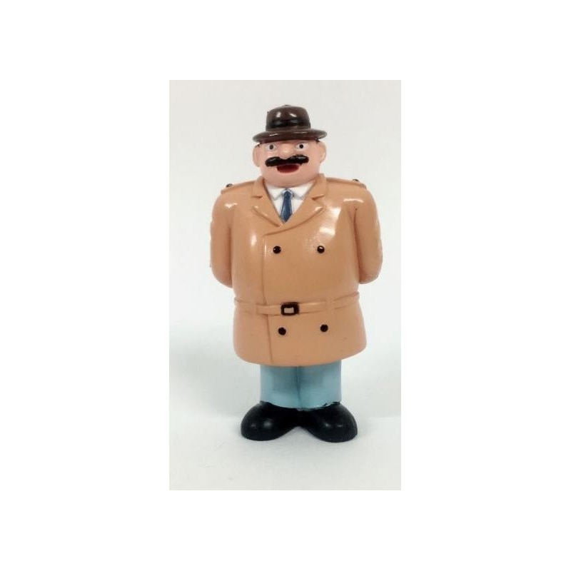 Inspetor joseph meguire-detetive Conan-6-