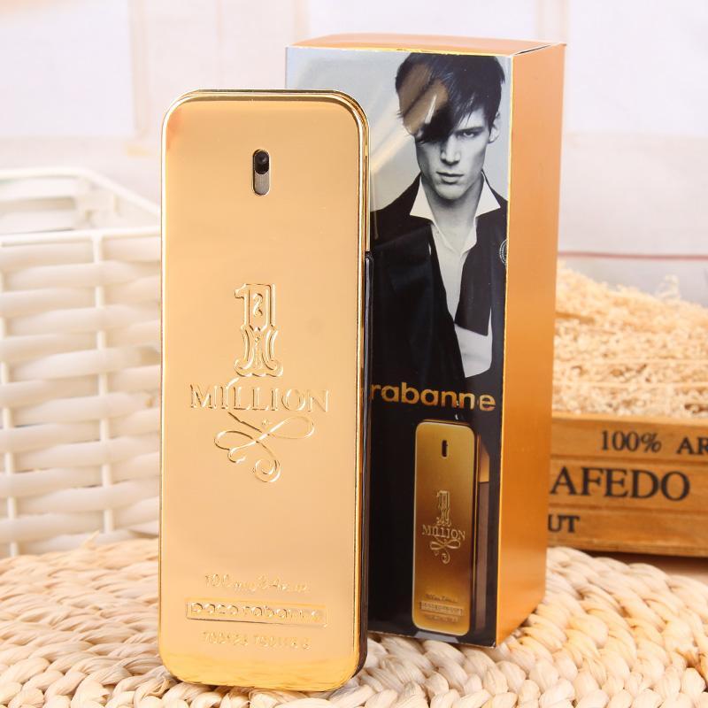Perfume DE 100ML/20ML para hombre, fragancia para hombre, PACO RABANNE, 1 millones