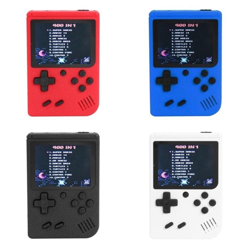 Miniconsola portátil Retro para niños, Consola de videojuegos con pantalla LCD a...