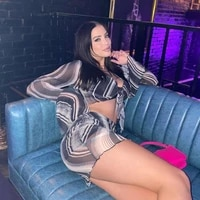 sujying 2021 summer new product womens two piece set sexy net yarn perspective screen nightclub skirt suit girl
