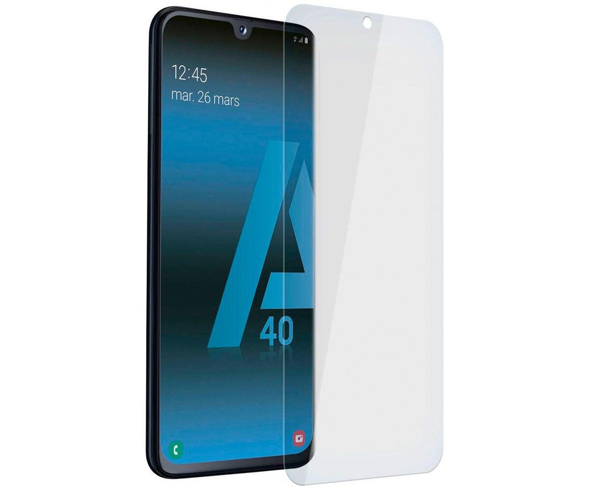 Akashi cristal protetor samsung a40 smartphones casos, estojos e suportes
