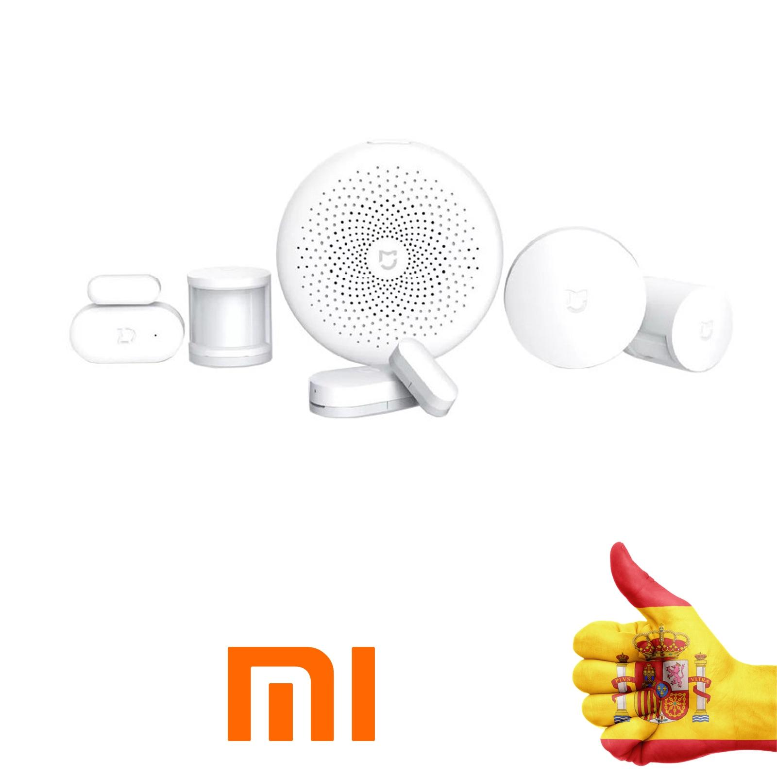 Original Mi Smart Sensor Set – Domótica y seguridad en el hogar – Xiaomi puerta ventana Sensor Cuerpo Humano interruptor inalámb