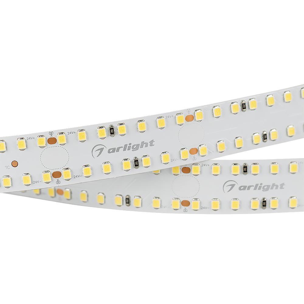 LED bande s2-2500 24v chaud 2700K 20mm (2835, 280 LED/M, Lux) 2.5 m Arlight 021199(1)