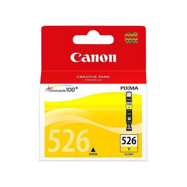 Cartucho de tinta Original Canon CLI-526Y MG5350 amarillo