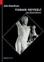 Estátua grega-final clássico período john boardman homer livraria (turco)