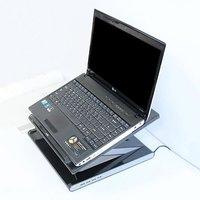 Подставка для ноутбука Smart Bird NBS-07H черный