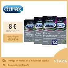 DUREX comdoms zevk genişletilmiş 48 prezervatif