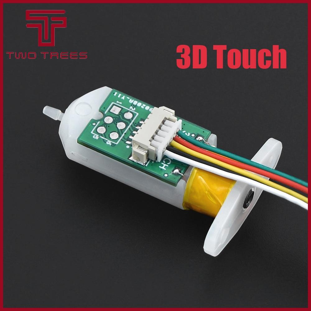 Makerbase 3D Touch Sensor Auto bed Leveling Sensor BL Touch BLTouch 3d printer parts reprap mk8 i3 ender 3 pro anet A8 tevo 1set 3d printer parts auto leveling position sensor kit for anet a8