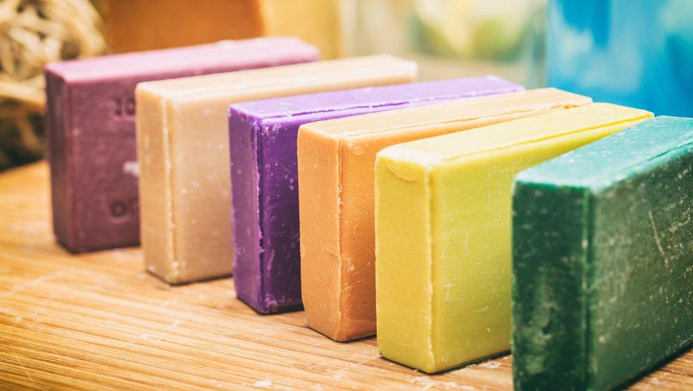 Soap 100% Natural Handmade 120g Hair Skin Beauty Whitening Moisturizing Cleaner Antibacterial Acne Treatment Antioxidant