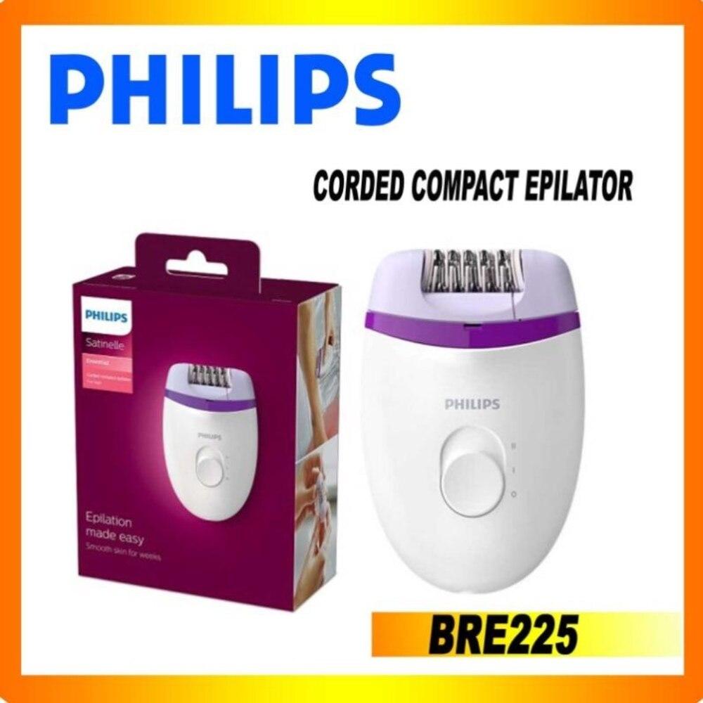 Philips-minidepiladora eléctrica portátil para hombre y mujer, máquina de depilación corporal, maquinilla...
