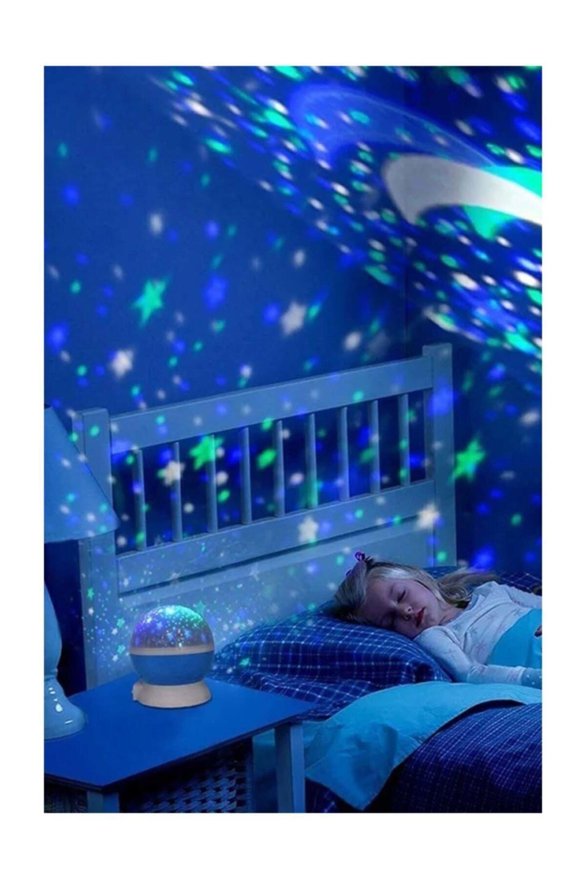 Night Light Lamp for Children Sky Rotating Sleep Led Star Lights Baby Night Lamps enlarge