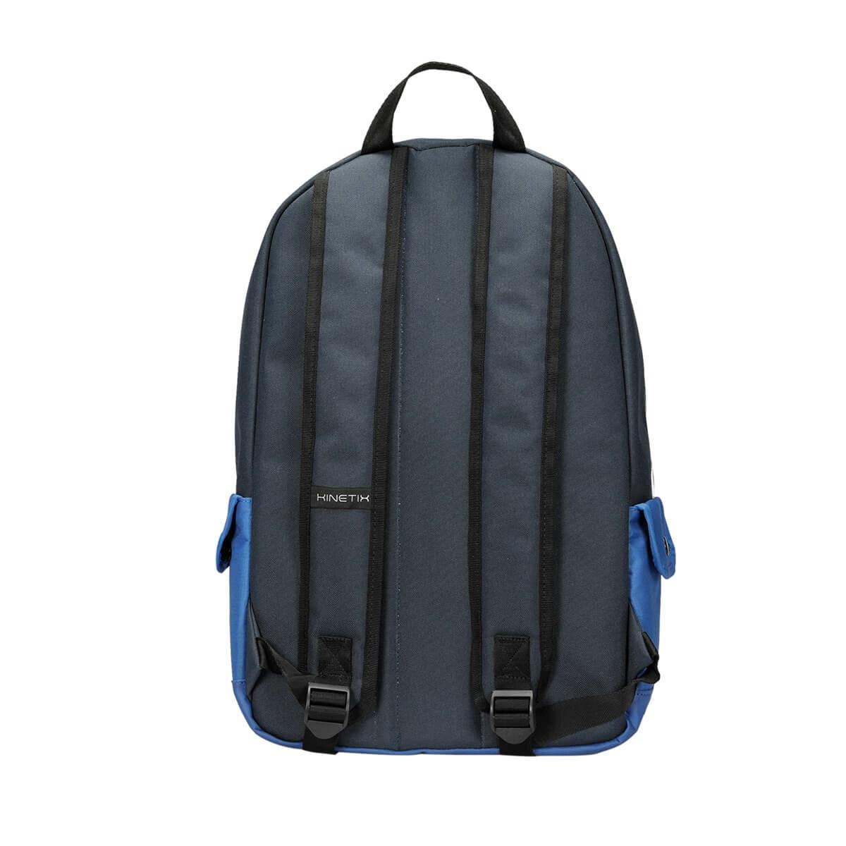 FLO ARDEN Navy Blue Unisex Backpack KINETIX