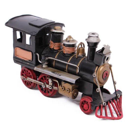 Handmade Metal Locomotive Train Toy Steam Locomotive Decorative Ornament Souvenir Gift duskey rinker sherri steam train dream train