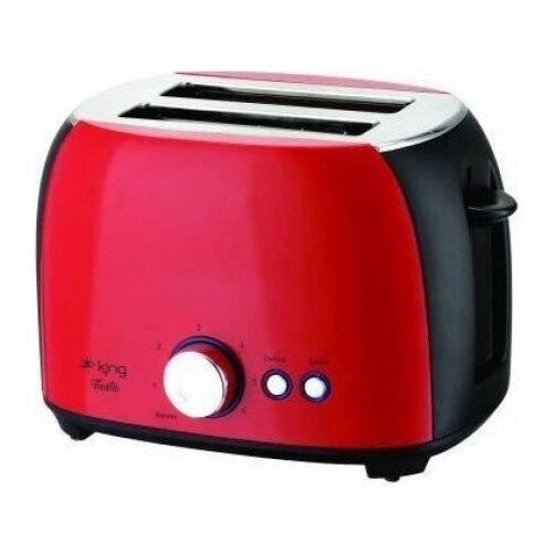 Kırmızı Ekmek Kızartma Makinesi
