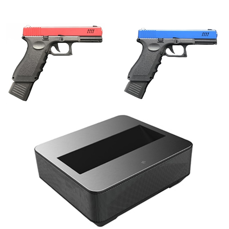 Система обучения лазерной стрельбе F22, лазерный симулятор L17, пистолет с красной точкой, оптический прицел для стрелков, охотничьих, тактиче...