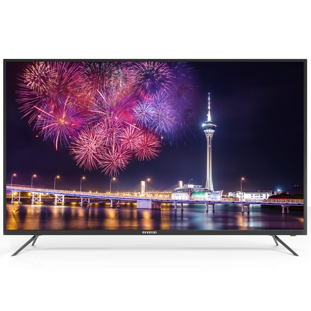 "LED TV 50 ""INFINITON INTV-50MU2000 - Android TV, 4K UHD, 2000Hz, HbbTV"