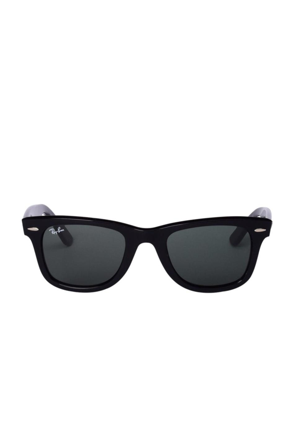 Ray-ban óculos de sol masculino feminino proteção uv lente acessórios 100% original óculos de sol rb2140 901 50