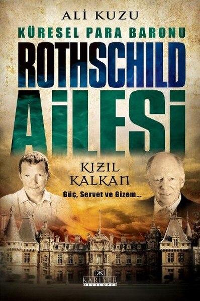 Global Money Baron Rothschild familia Ali Lamb publicaciones de carrera investigación-secuencia de revisión (turco)