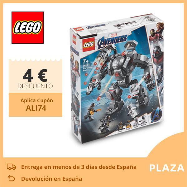 LEGO Marvel Avengers guerre Machine Buster