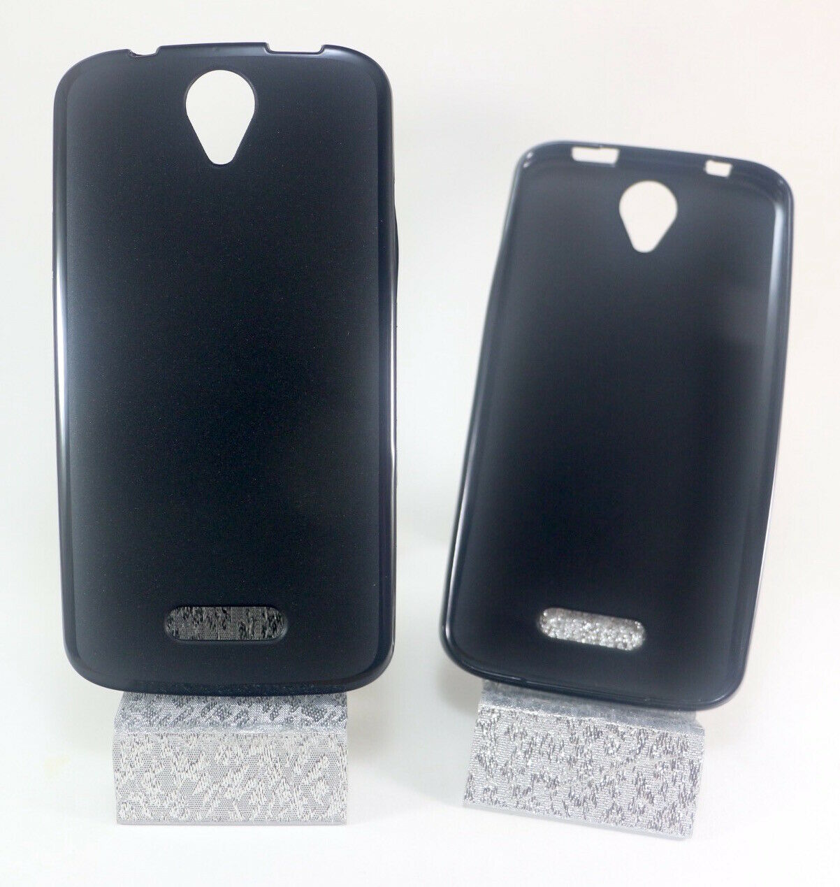 Case Cover Gel TPU Silicone Black For Doogee X6 (4G) 5.5