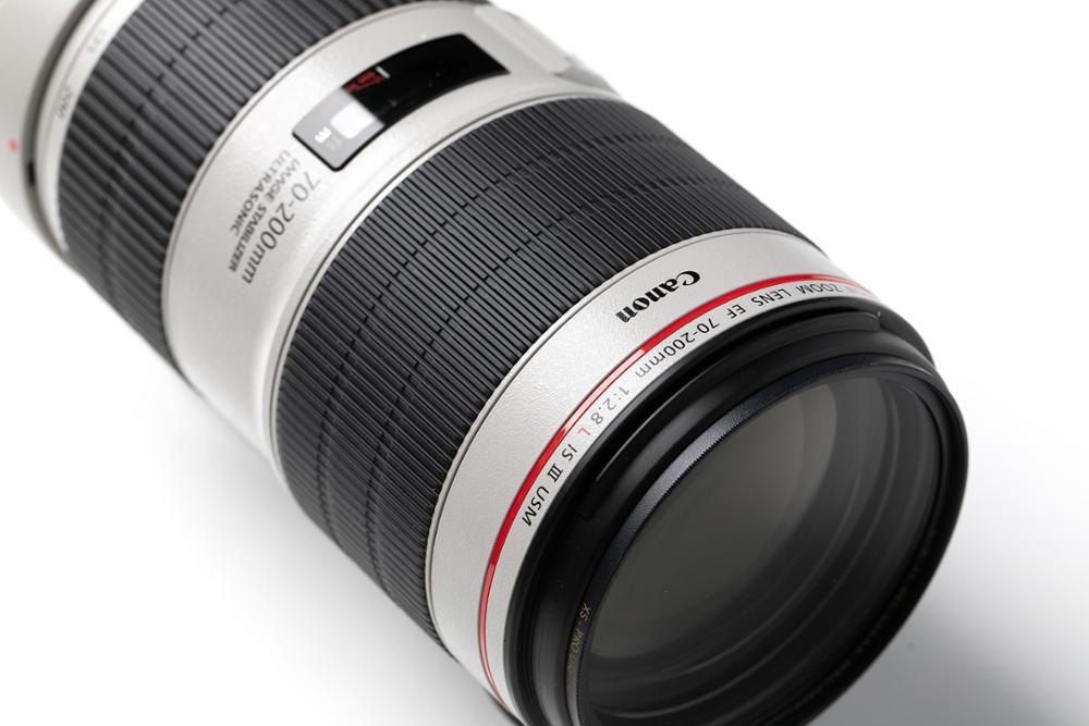 Canon EF 70-200 مللي متر f/2.8L F2.8 L IS III USM عدسة لـ 5D IV 5DS 5DSR 6D II 1DX II 90D 80D