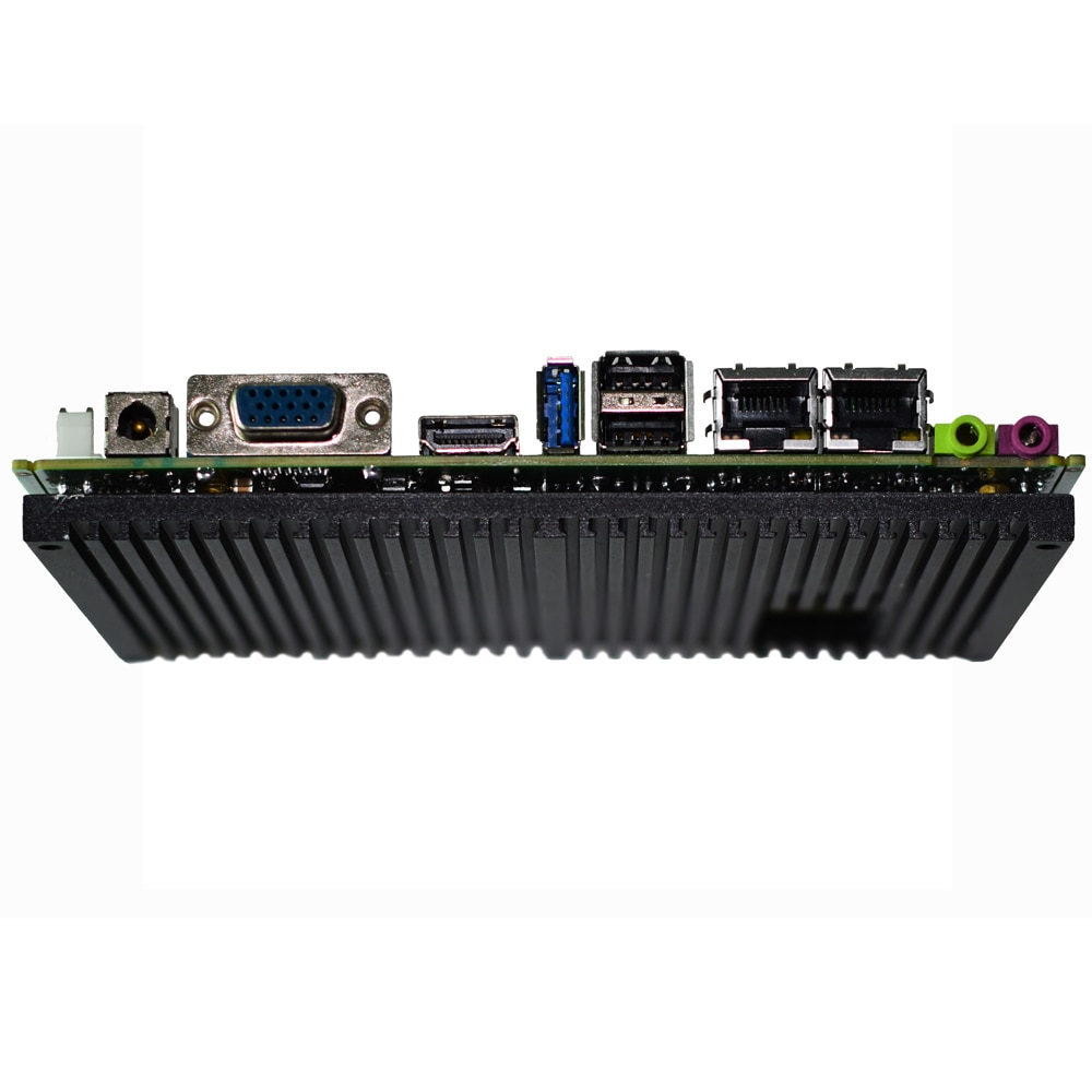 Fanless mainboard with 4G ram SATA Hard Drive Interface and Stock Products Status J1900 mini ITX motherboard